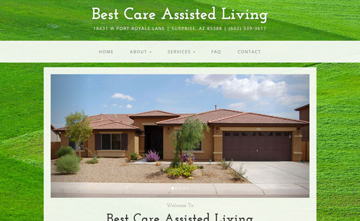 Best care Assisted Living